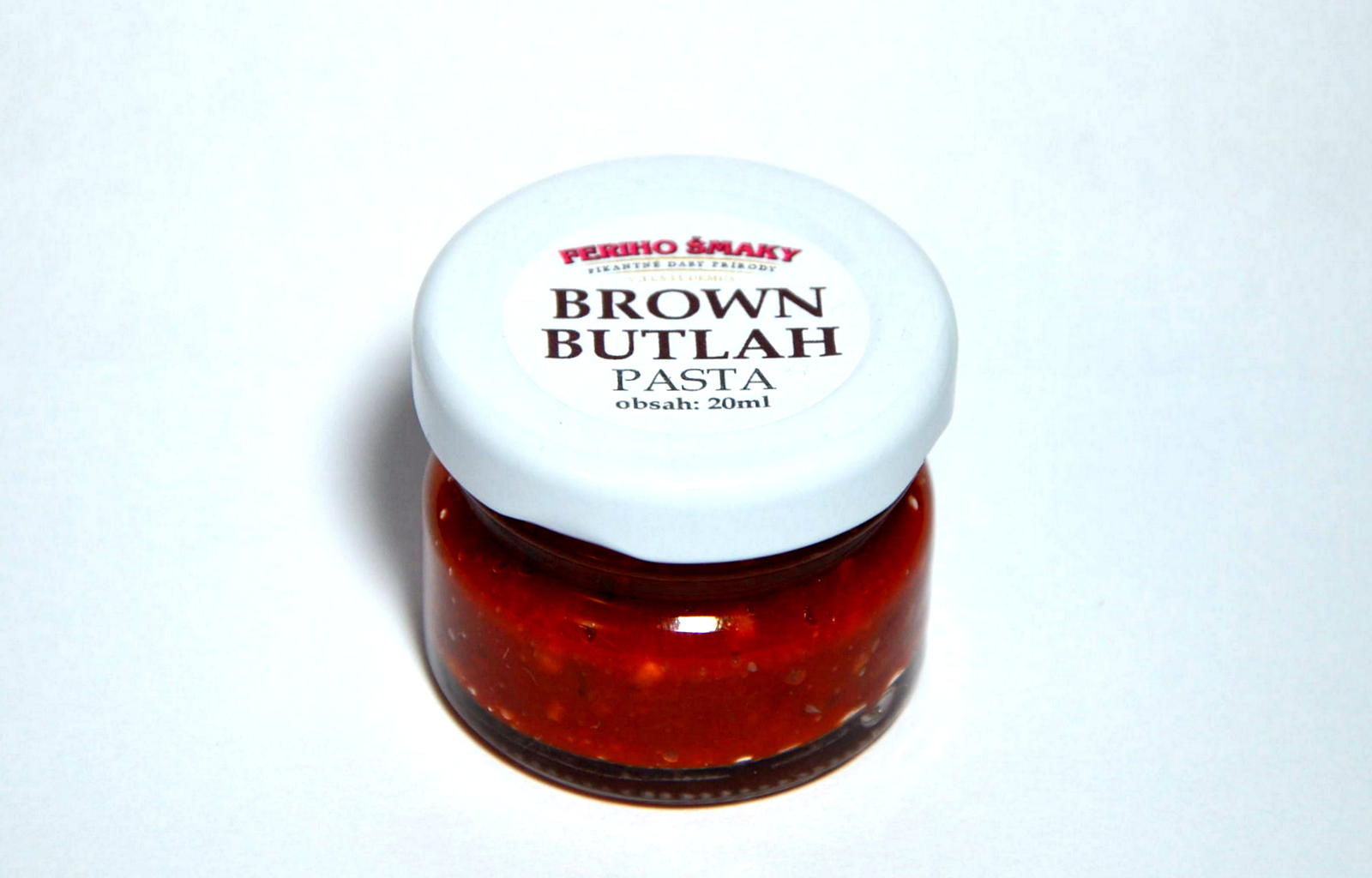 Čili pasta Brown Butlah 30ml